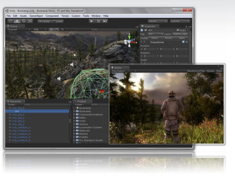Installation Unity 3D – Debian 64