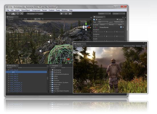 Unity 3D install debian 64