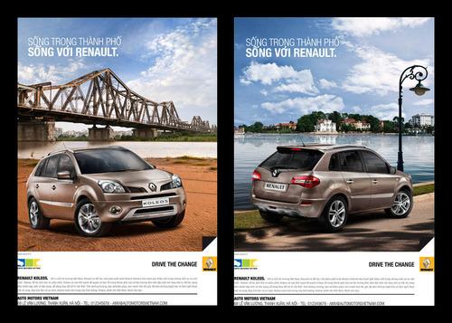 Sutunam Developpe Renault