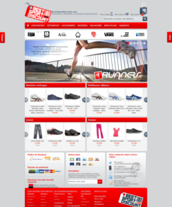 eCommerce Sport