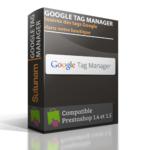 Module gratuit : Prestashop Google Tag Manager