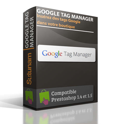 Google Tag Manager - Box FR