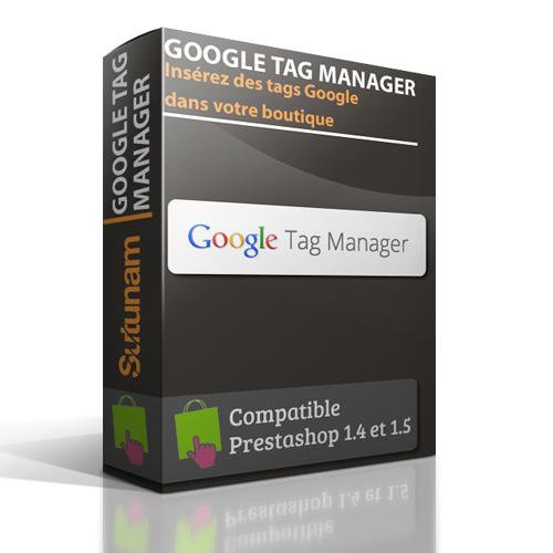 Google Tag Manager - Box FR