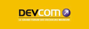 Logo de DevCom