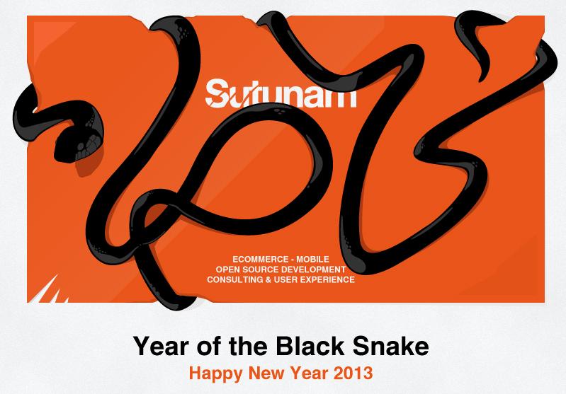 Sutunam Black Snake 2013