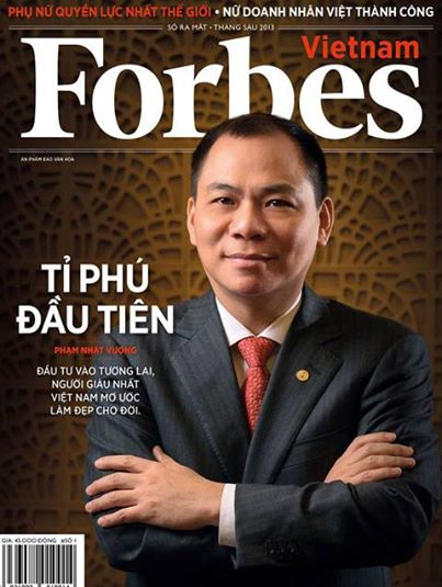 Forbes Vingroup