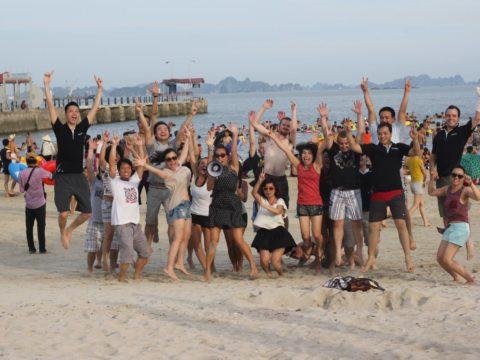 SutuTrip 2014, séminaire d'entreprise pour l'équipe du Vietnam