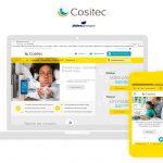 Notre dernière réalisation design WordPress: COSITEC