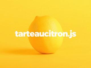 Gestion de cookies Open Source avec TarteauCitron.js